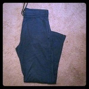 Light sweat pants